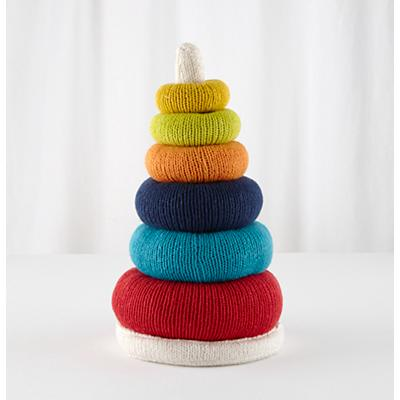 Jumbo Knit Stacker
