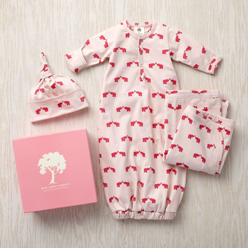 3-6 mos. Kate Quinn Snuggle Set