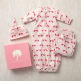 0-3 mos. Kate Quinn Snuggle Set