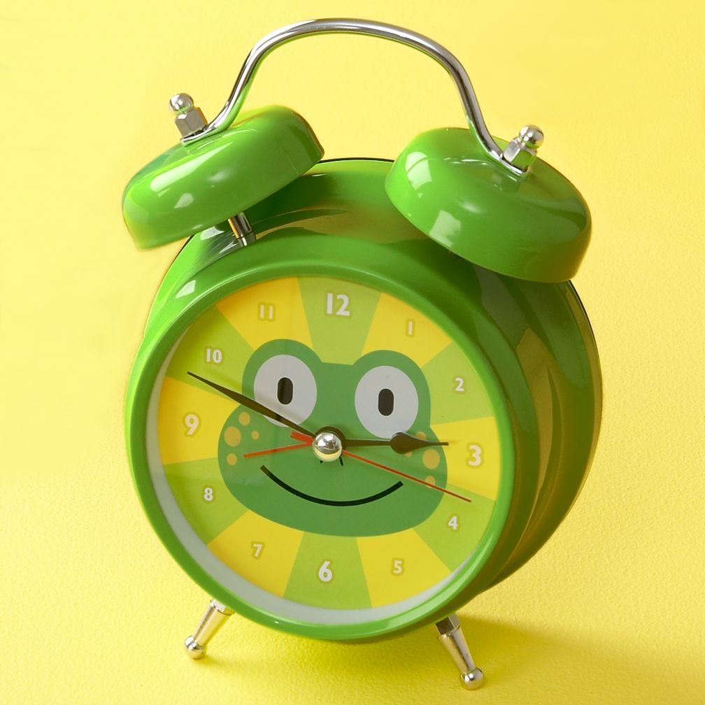 Frog Alarm Clock