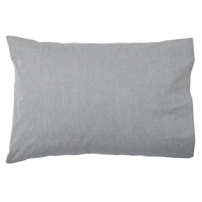 My Grey Chambray Pillowcase