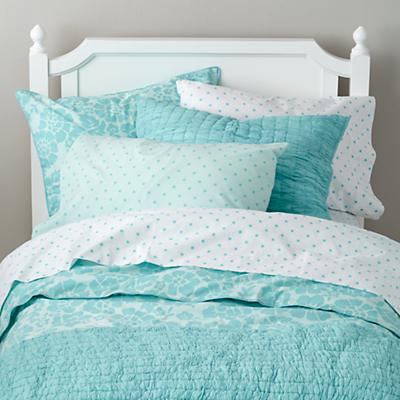 Dream Girl Kid Bedding (Aqua)