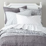 Dream Girl Kid Bedding (Grey)