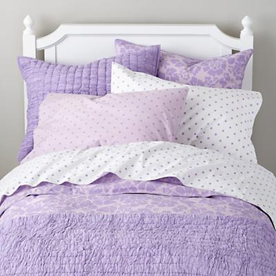 Dream Girl Kid Bedding (Lavender)