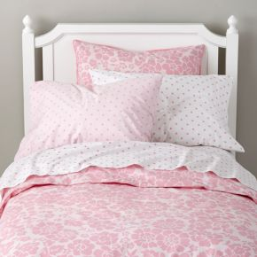 Dream Girl Kid Duvet Cover (Pink)