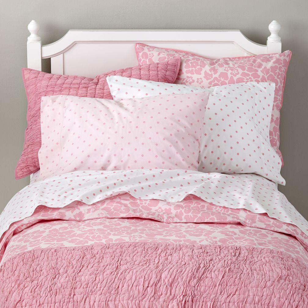 Full-Queen Dream Girl Quilt (Pink)