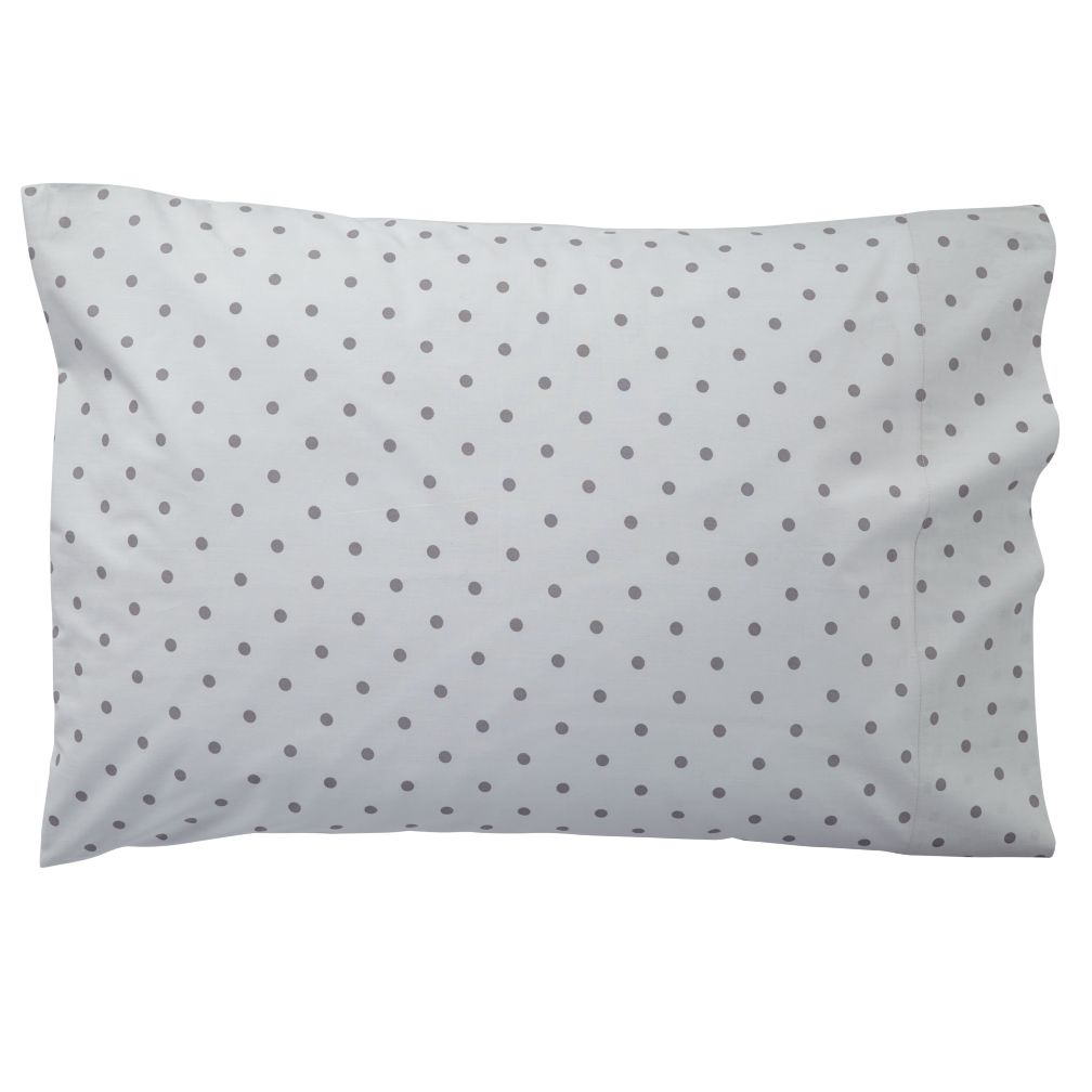 Dream Girl PIllowcase (Grey)