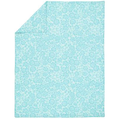 Dream Girl Twin Duvet Cover (Aqua)