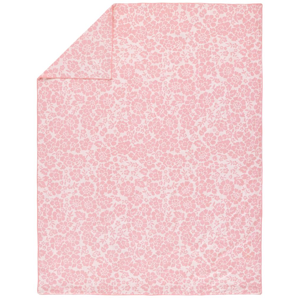 Dream Girl Full-Queen Duvet Cover (Pink)