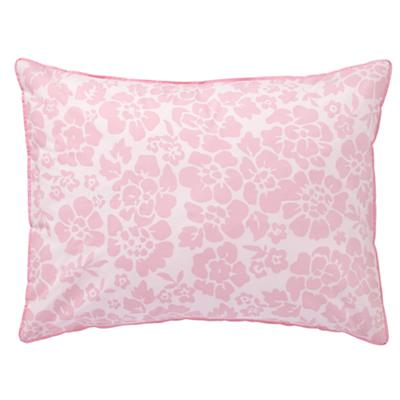 Dream Girl Floral Sham