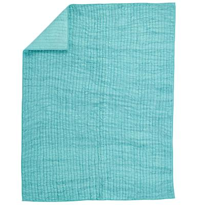 Dream Girl Full-Queen Quilt (Aqua)