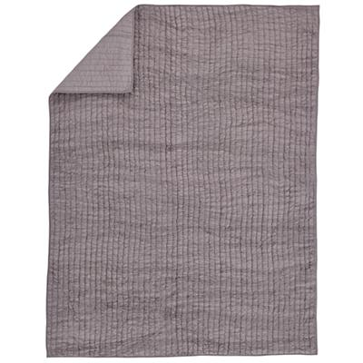 Dream Girl Full-Queen Quilt (Grey)