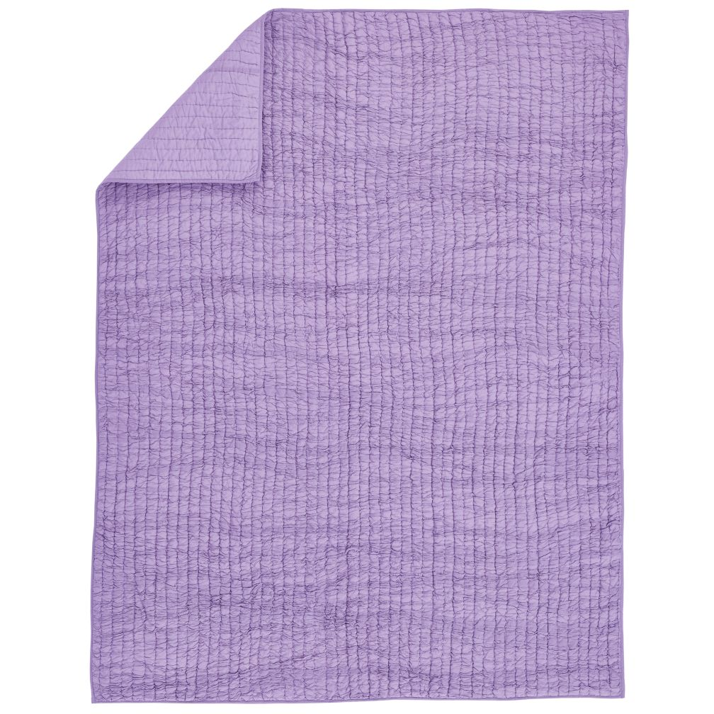 Dream Girl Full-Queen Quilt (Lavender)