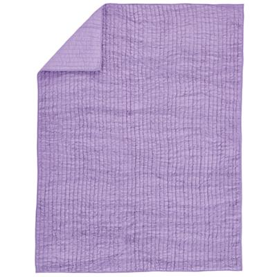 Dream Girl Twin Quilt (Lavender)