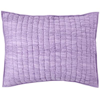 Dream Girl Quilted Sham (Lavender)