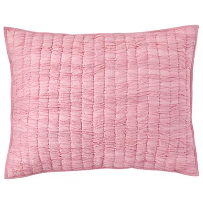 Dream Girl Quilted Sham (Pink)