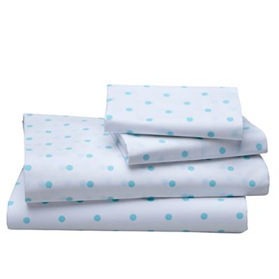 Dream Girl Full Sheet Set (Aqua)