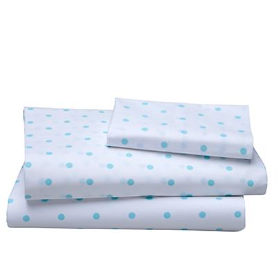 Dream Girl Twin Sheet Set (Aqua)