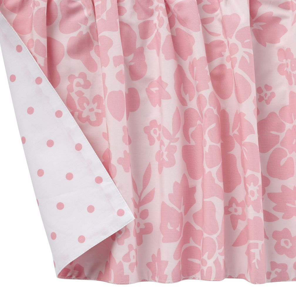 Dream Girl Crib Skirt (Pink)
