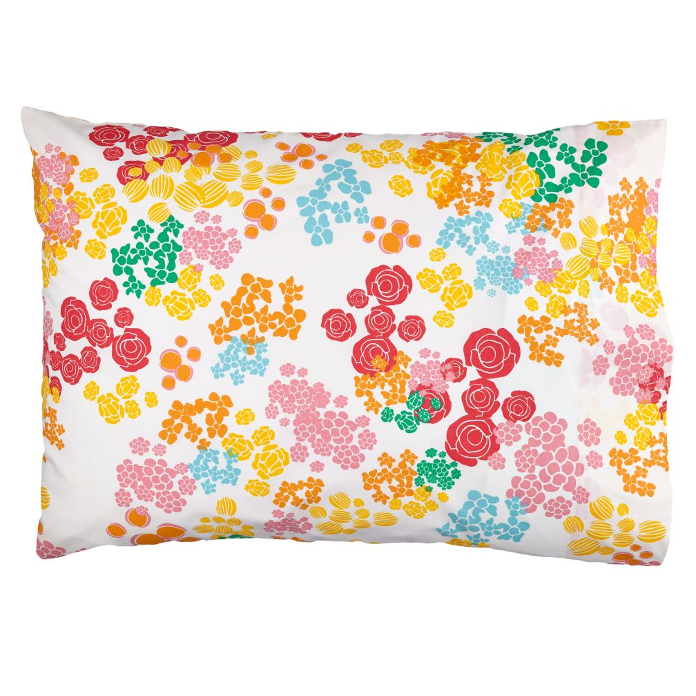 Floral Gem Pillowcase