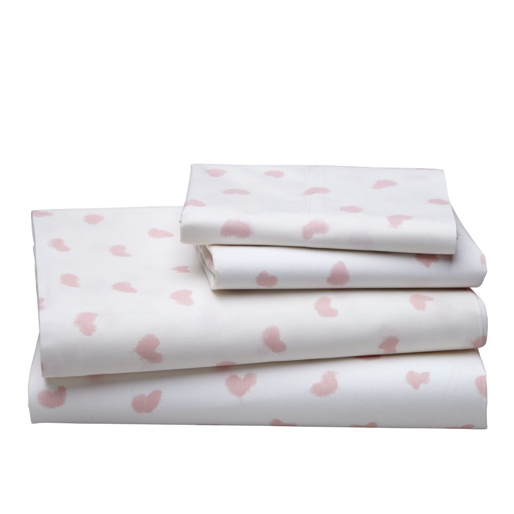 I Heart Sheet Set (Queen)