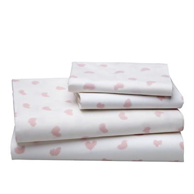 I Heart Sheet Set
