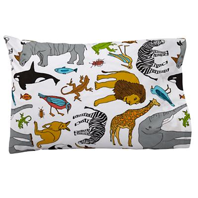 Welcome to the Jungle Pillowcase