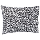Black White Loves Me Pillow Case