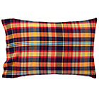 Urban Lumberjack Plaid Pillowcase