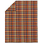 Twin Urban Lumberjack Plaid Duvet Cover