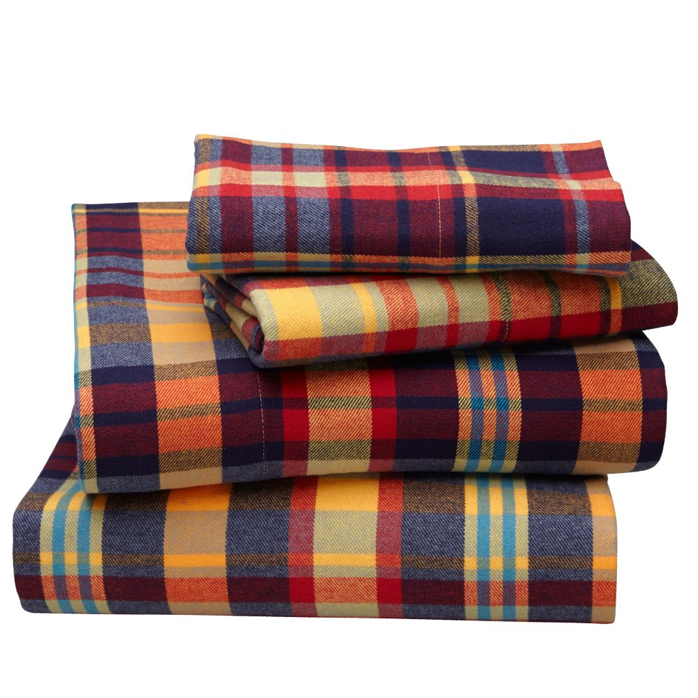 Urban Lumberjack Sheet Set (Full)