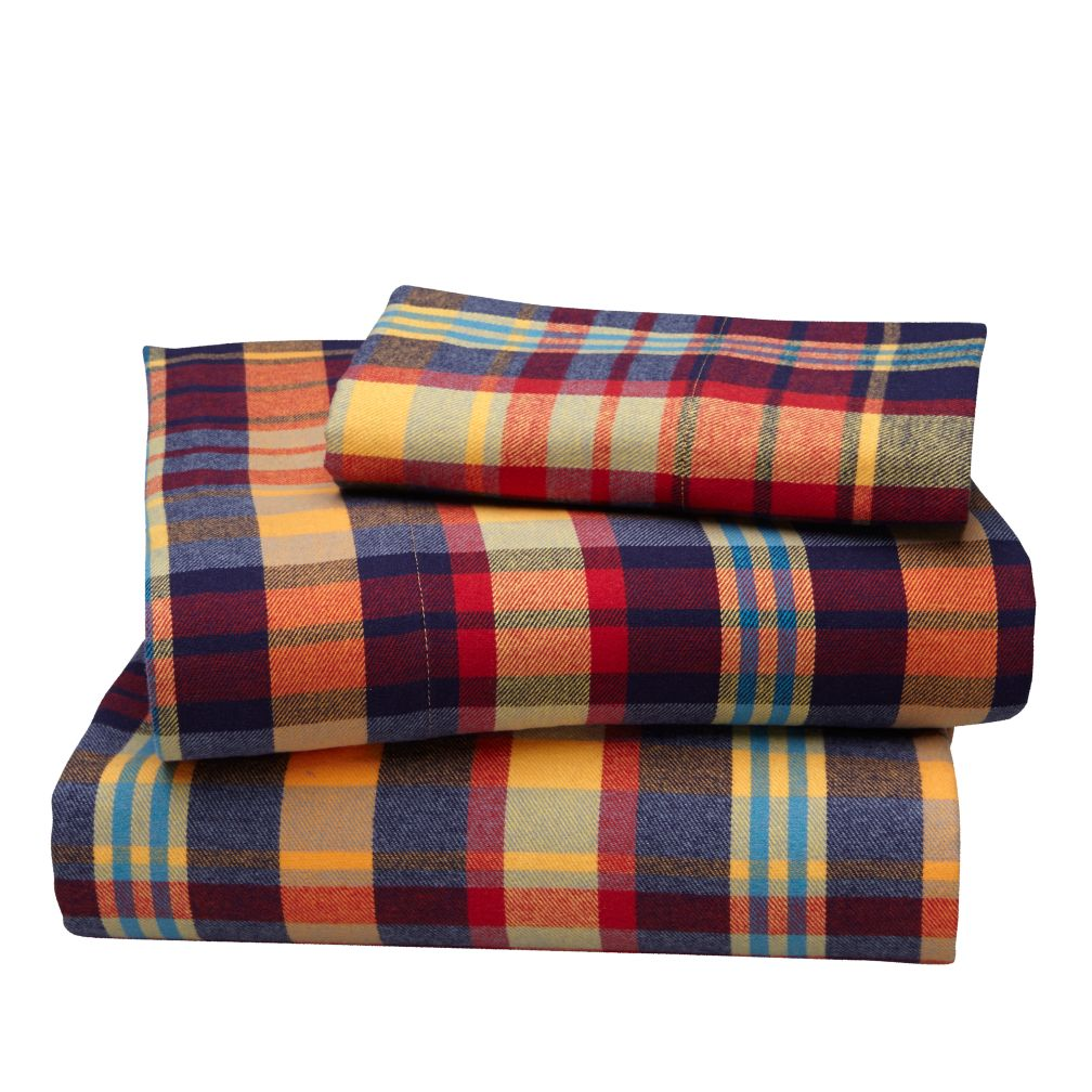 Urban Lumberjack Sheet Set (Twin)