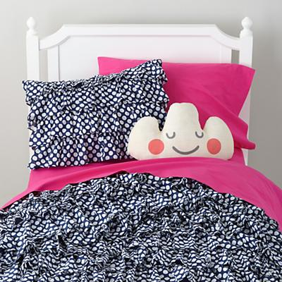 Preppy Polka Dot Duvet Cover