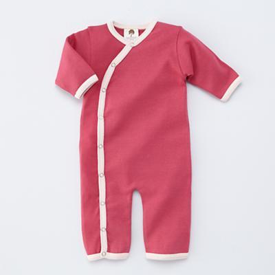0-3 mos. Pink Snap Kimono