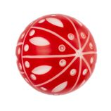 Handpicked Knobs (Red with White Dot)