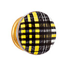 Plaid Hand Picked Knob