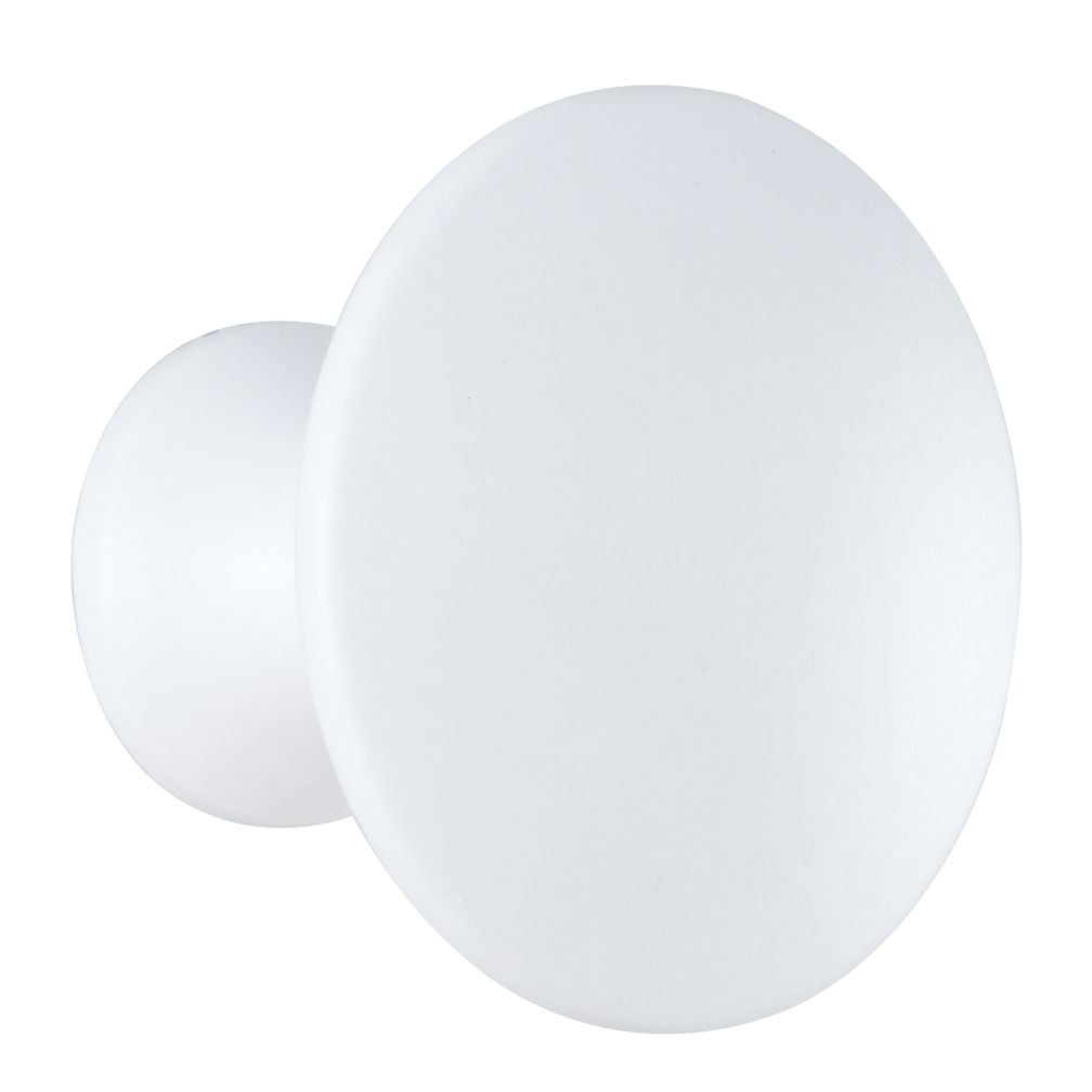 Wall Knob (White)