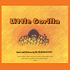 Little Gorilla Board Book