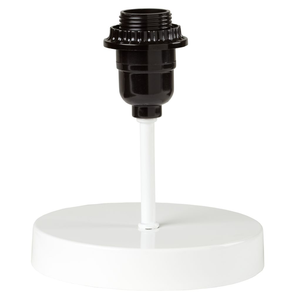 Pop Up Lamp Base (White)