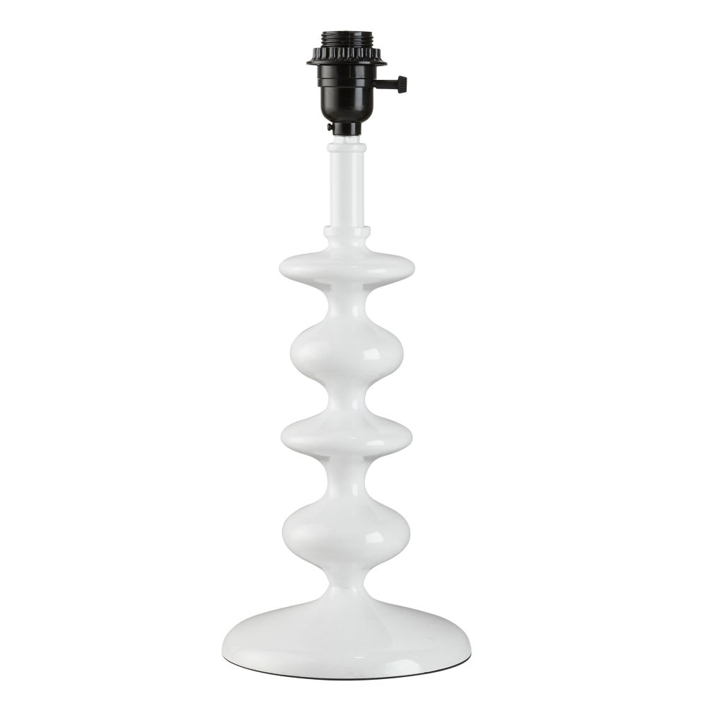 Checkmate Table Base (White)