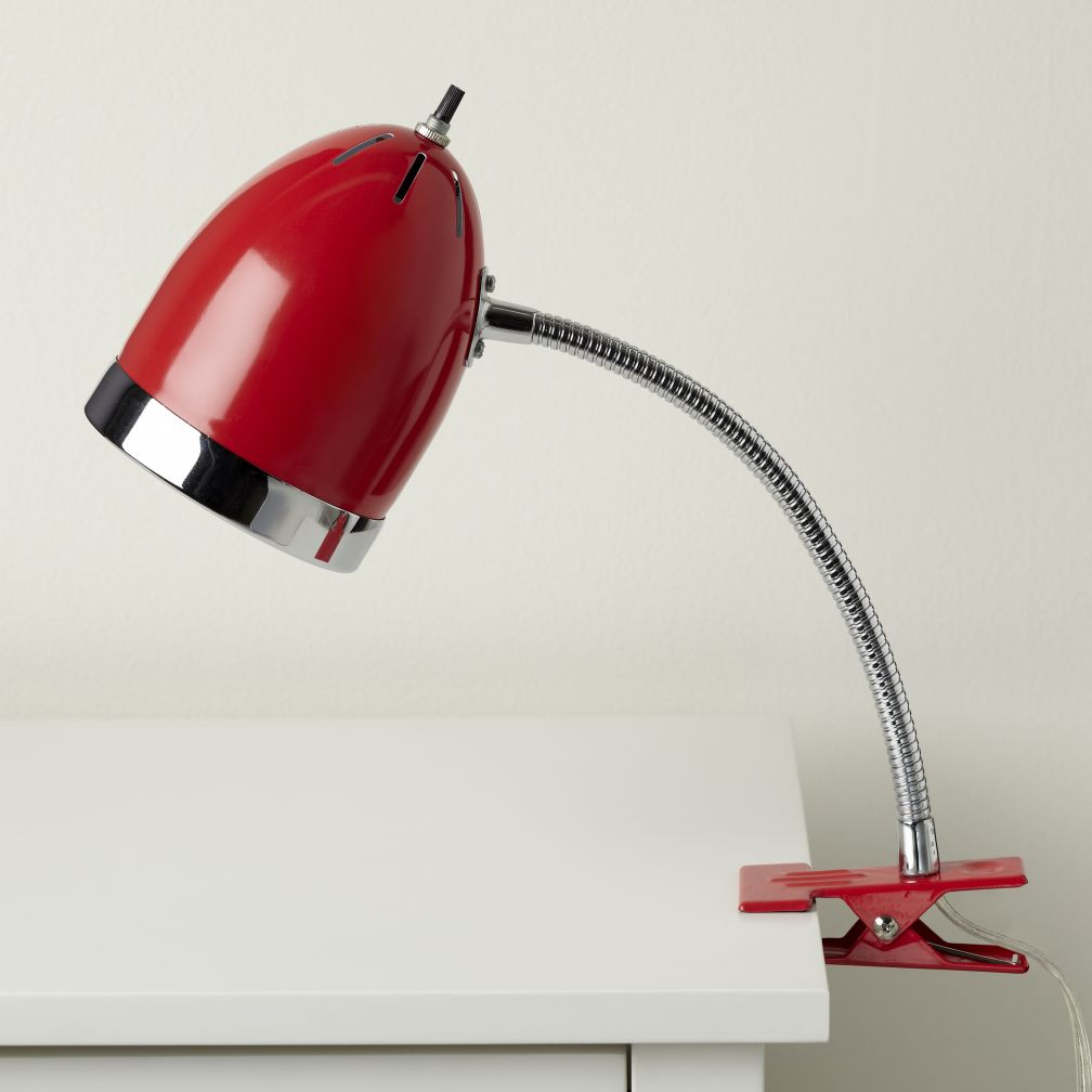 Kids Desk Lamps Clip On Desk Lamps The Land Of Nod