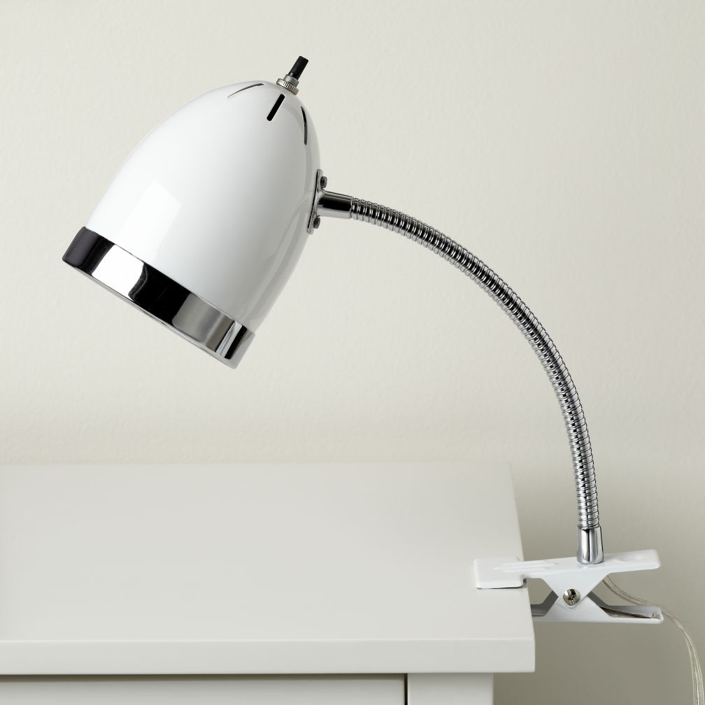 Clip it Lamp (White)