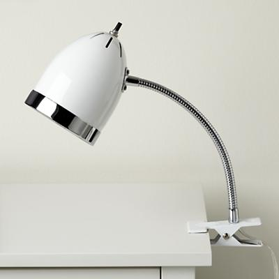 Clip it Lamp (White)
