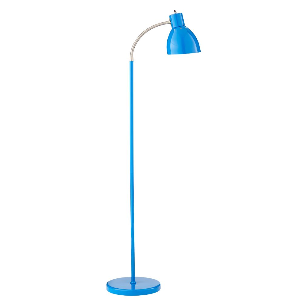 Bright Idea Floor Lamp (Blue)