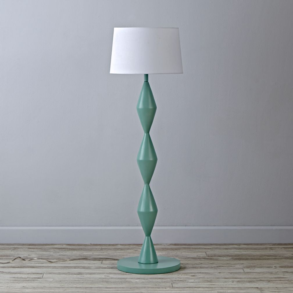 Cascade Floor Lamp Base