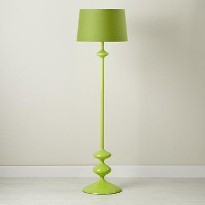 Checkmate Floor Lamp Base (Green)