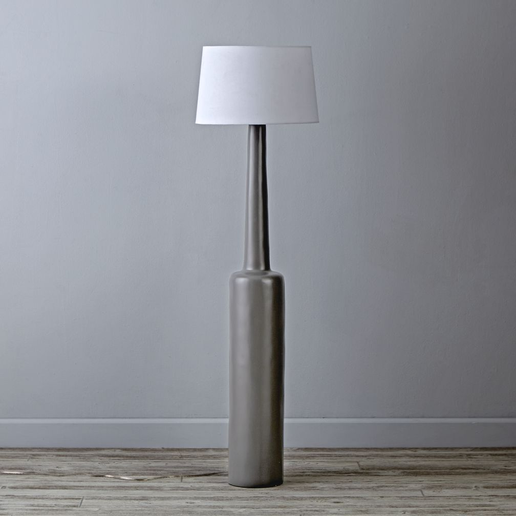 Pedestal Floor Lamp Base