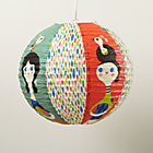 Little Visitor Paper Lantern