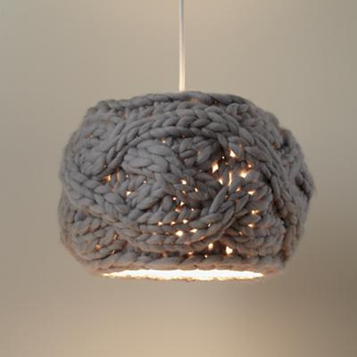 Lamp_Pendant_Knit_GY_ON