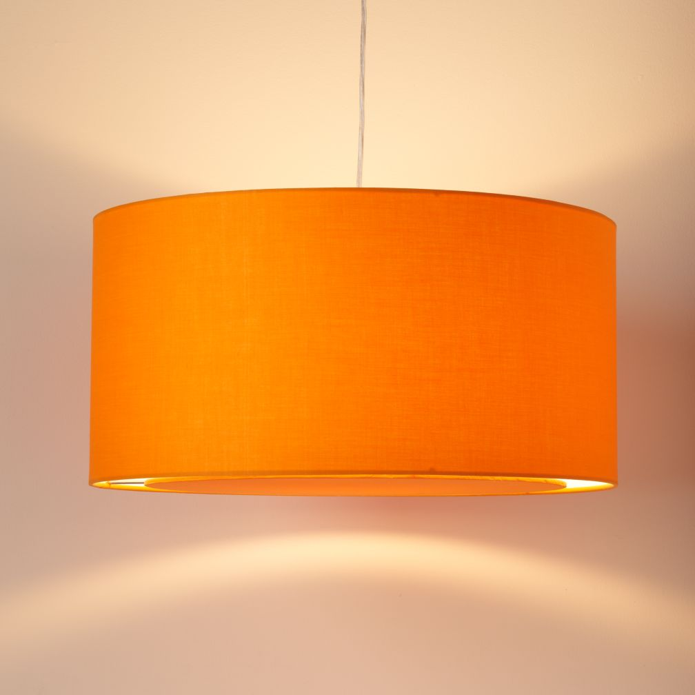 Hangin&#39; Around Ceiling Lamp (Orange)